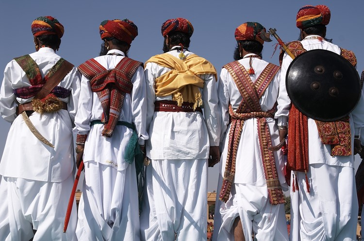 Jaisalmer - Reisebaustein Indien